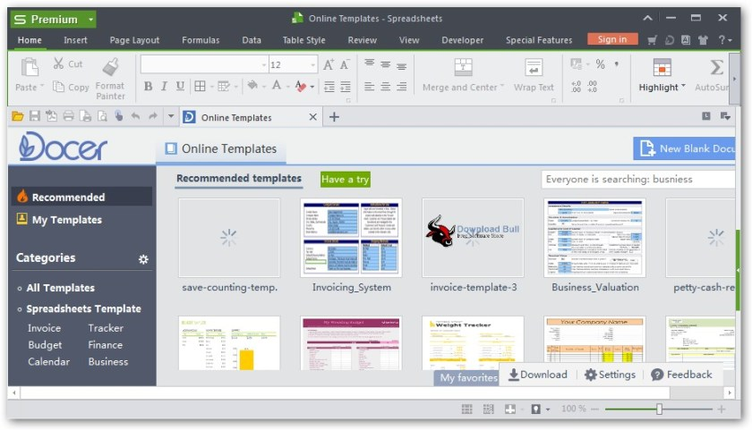 Portable WPS Office Premium 10.2 Review
