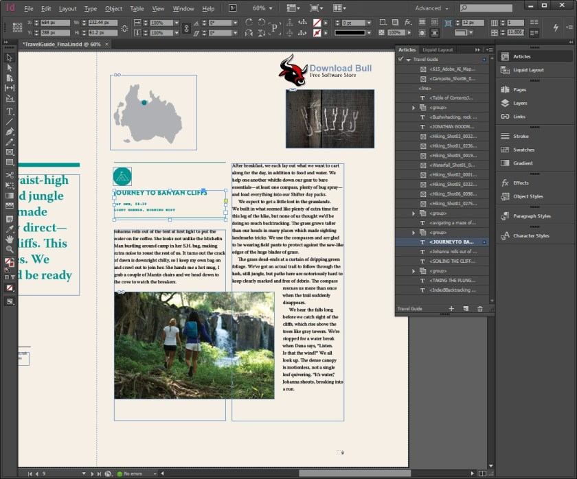Portable Adobe InDesign CC 2018 13.0 Review