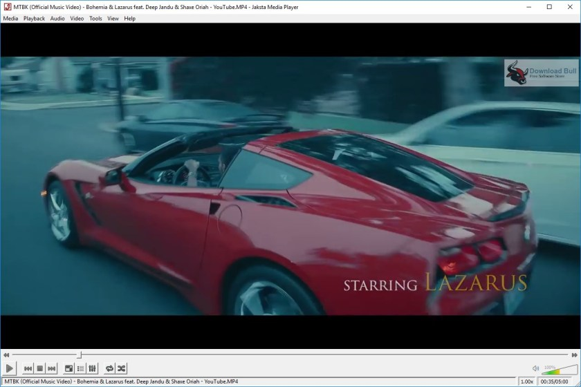 Portable Jaksta Media Player 1.1 Overview