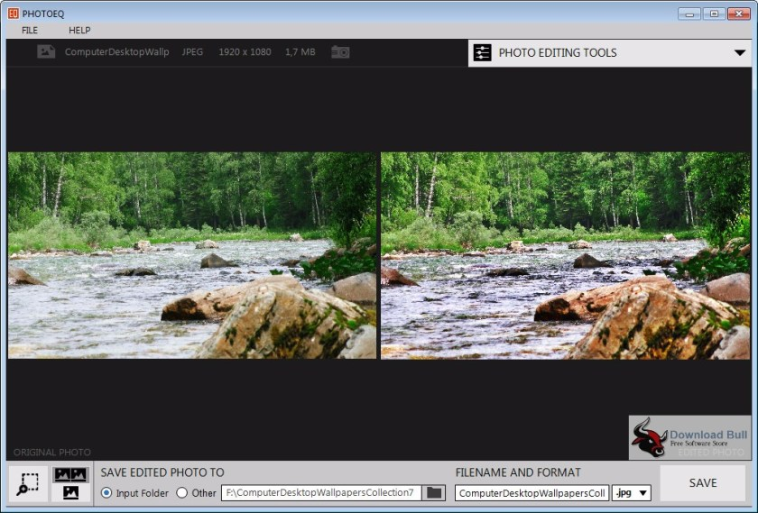 Portable SoftColor PhotoEQ 10.4 Overview