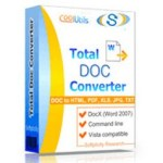 Portable CoolUtils Total Doc Converter 5.1 Free Download