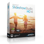 Portable Ashampoo Slideshow Studio HD 4.0 Free Download