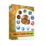 Portable MAXA Cookie Manager Pro 6.0 Free Download
