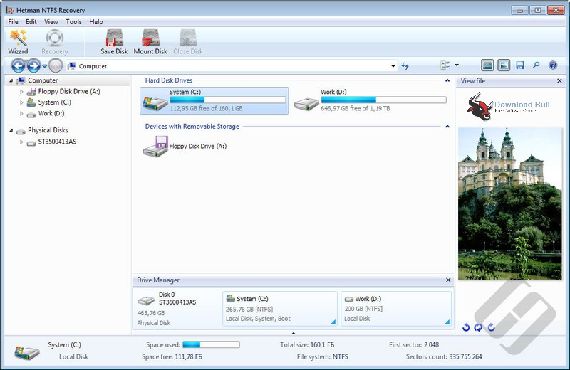 Download Portable Hetman Partition Recovery 2.6