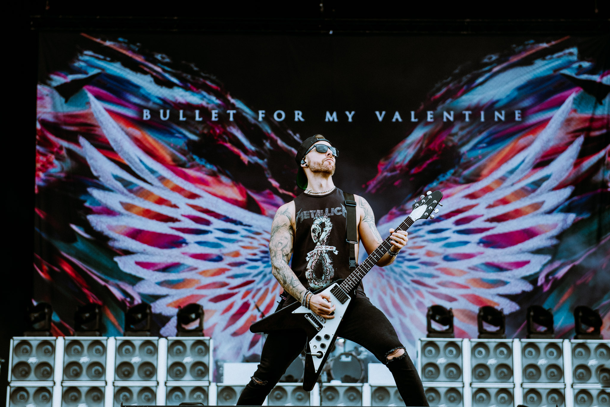 Download Festival  Bullet For My Valentine Release