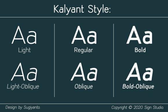 Kalyant-Font-2