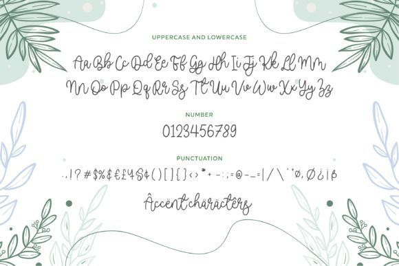 Madelief-Font-3