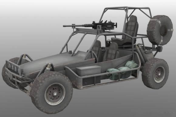 DPV  Free 3D models