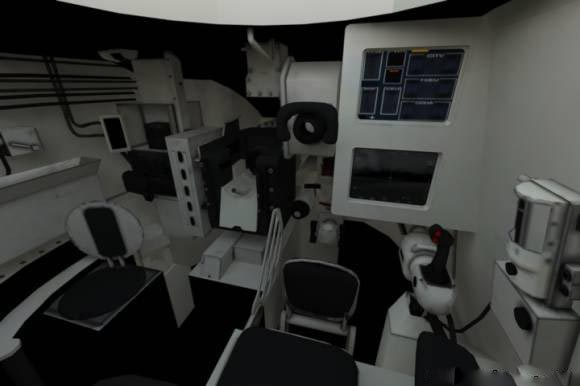 curtains for kitchen windows weight scale m1a2 abrams with interior | downloadfree3d.com