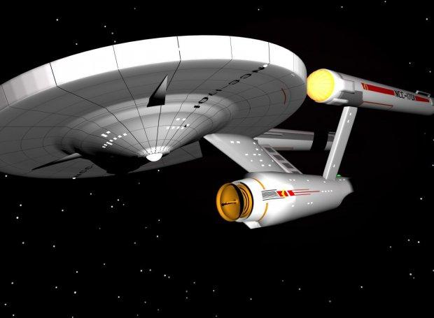 USS Enterprise NCC 1701  DownloadFree3Dcom