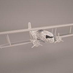 Sleeper Chair Twin Herman Miller Task Curtiss Condor V05 | Downloadfree3d.com