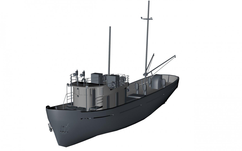 Boat 3D models free download  DownloadFree3Dcom