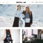 Digital Mag & Blog Theme v1.0.1 CreativeMarket 1217337