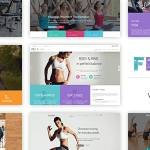 Fitness Club v1.0.3 – Health & Fitness WordPress Theme Nulled Free