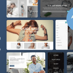 Flatsome v3.2.5 – Multi-Purpose Responsive WooCommerce Theme Nulled Free