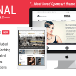 Journal v2.8.8 – Advanced Opencart Theme Nulled Free