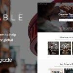 LISTABLE v1.8.1 – A Friendly Directory WordPress Theme Nulled Free