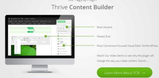 Thrive Content Builder v1.500.10 - Live Wordpress Front End Editor Nulled Free