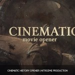 VideoHive Cinematic History 16519242 Free