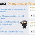 WooCommerce Manufacturer Price v1.9 Codecanyon 7754610 Free