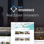 WP Residence v1.19.1 – Real Estate WordPress Theme Nulled Free