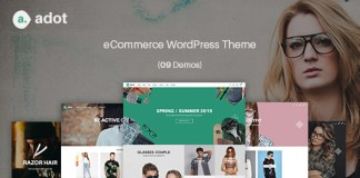 adot v2.0 eCommerce WordPress Theme | Themeforest