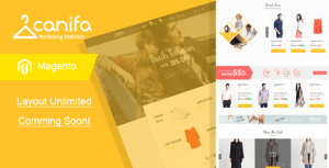 Download Canifa Fashion Shop v3.0.0 - Responsive Magento Theme | Themeforest