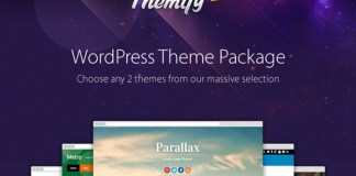 49 Themify Themes + Plugins MegaPack Updated Nulled Free
