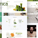 Organica – Organic, Beauty, Natural Cosmetics, Food, Farn and Eco Opencart Theme Nulled Free