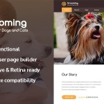 Pet Grooming v1.0.2 – Pet Shop / Veterinary Theme Nulled Free