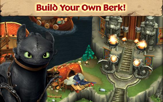 Dragons: Rise of Berk v1.26.4 APK (MOD, unlimited runes) Android Free