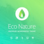 Eco Nature v1.2.7 – Environment & Ecology WordPress Theme Nulled