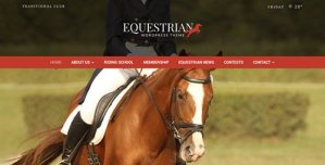 Equestrian v4.2.2 - Horses and Stables WordPress Theme Nulled