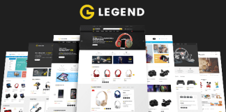 Legend v1.0 - Multipurpose Responsive Opencart Theme | Themeforest