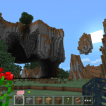 Minecraft: Pocket Edition v1.0.5.11 APK + MOD (unlimited breath/inventory) Android Free
