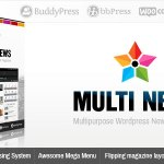 Multinews v2.5.6 – Multi-purpose WordPress News, Magazine Nulled