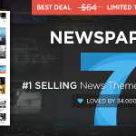 Newspaper v7.8 – Wordpress News/Magazine Theme