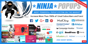 Ninja Popups for WordPress v4.4.5 Nulled