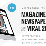 PRESSO v3.1.0 – Modern Magazine / Newspaper / Viral Theme Nulled