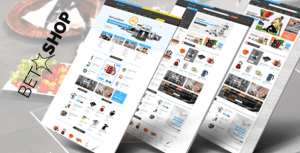 VG BetaShop v1.0 - Kitchen Appliances WooCommerce Theme