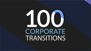 Videohive 100 Corporate Transitions 18668678