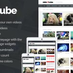 VideoTube v2.3 – A Responsive Video WordPress Theme Free | Themeforest