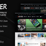 Xecuter v1.1 – Responsive WordPress Blog Magazine Theme Nulled