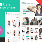 YourStore v1.7 – Woocommerce theme Nulled Free