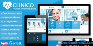 Clinico v1.6.8 - Premium Medical and Health Theme | Themeforest