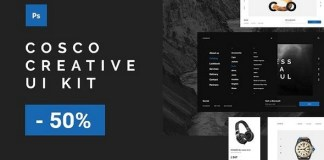 Cosco Ui Kit 1320979 | Creativemarket