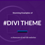 Divi v3.0.40 – The Ultimate WordPress Theme and Visual Page Builder | Elegantthemes