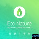 Eco Nature v1.3.2 – Environment & Ecology WordPress Theme