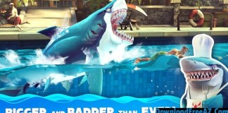 Hungry Shark World v2.0.0 APK (MOD, unlimited money) Android Free