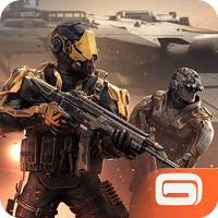 Modern Combat 5: eSports FPS Blackout v2.5.0i APK Full + Obb + Mod(Unlimited Money) Android